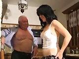 Der alte Mann und das Girl