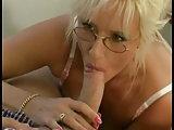Eine sexgeile Sekretärin