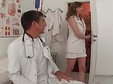 Flotter Dreier in der Arztpraxis