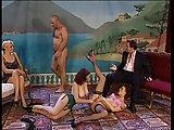 Geiler Vintage Pornofilm mit einem versauten Paar