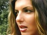 Sex mit Karen Lancaume im Freien