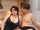 Deutsches Ehepaar fickt vor der Kamera