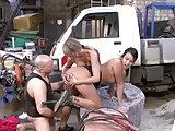 Handwerker ficken alle Frauen