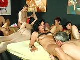 Privates Ficktreffen mit reifen Frauen