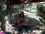Anal im Wald