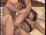 Deutsche Retro Sexszene