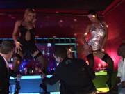 Heiße Orgie im Stripclub